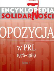 Encyklopedia Solidarności tom 1